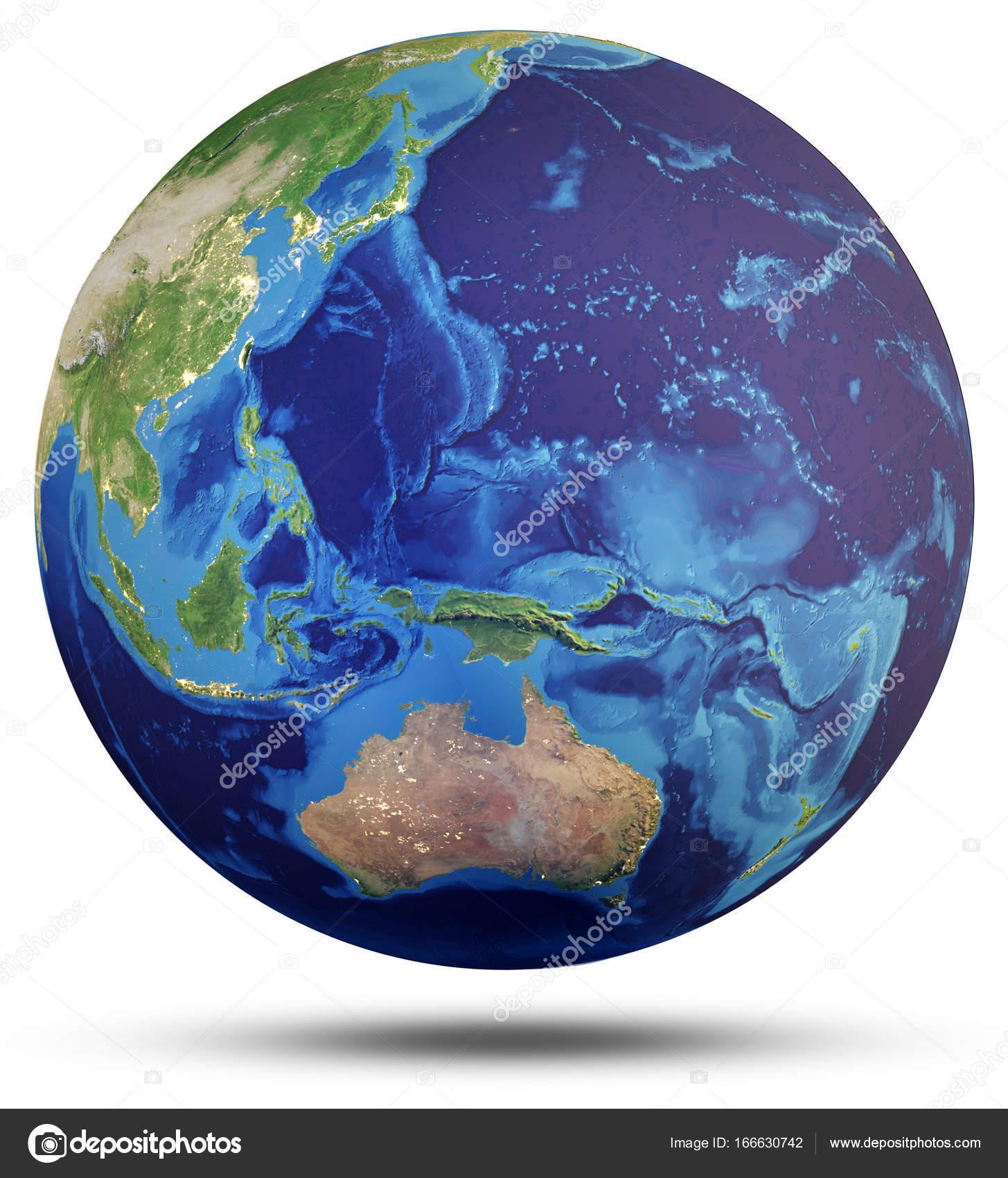 Wunderbar Weltkugel 3d Foto Von Erde-weltkugel. Elemente Des Bildes Von Der Nasa