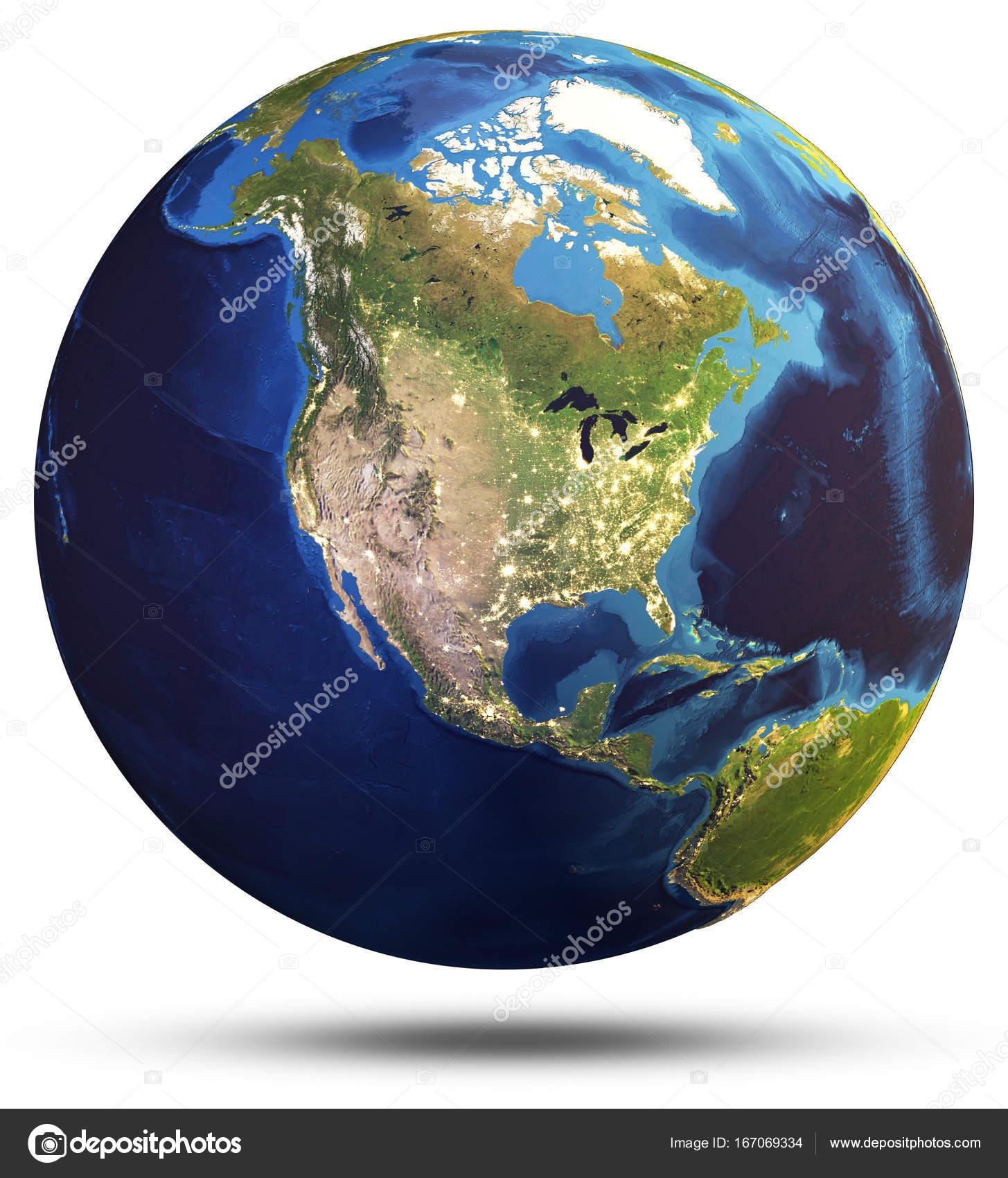 Beeindruckend Weltkugel 3d Ideen Von Erde-weltkugel. Elemente Des Bildes Von Der Nasa