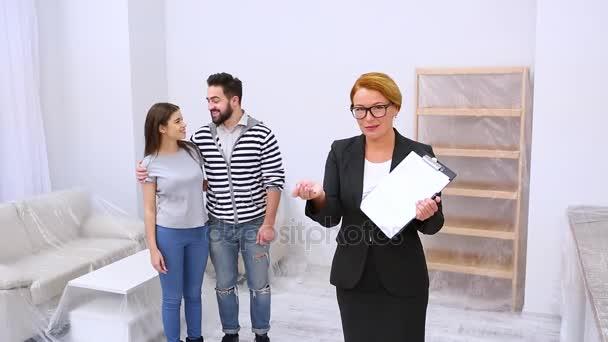Realitní agent byt nebo byt