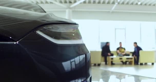 Tělo elektrické auto