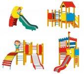 Spielplätze für Kinder