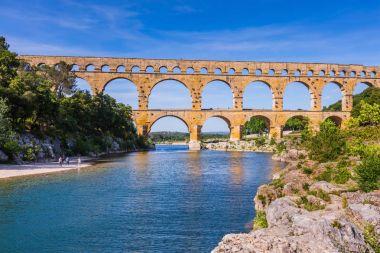 Aqueduct of Pont du Gard