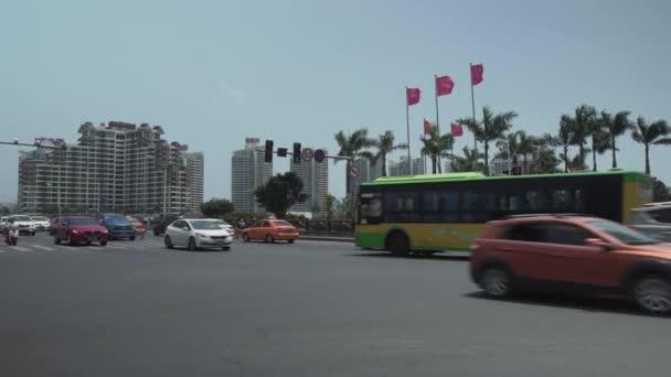 Centrais rodovias com transporte na cidade de Sanya ff7495c74cbb6