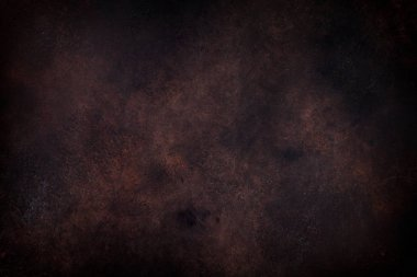 brown metal background