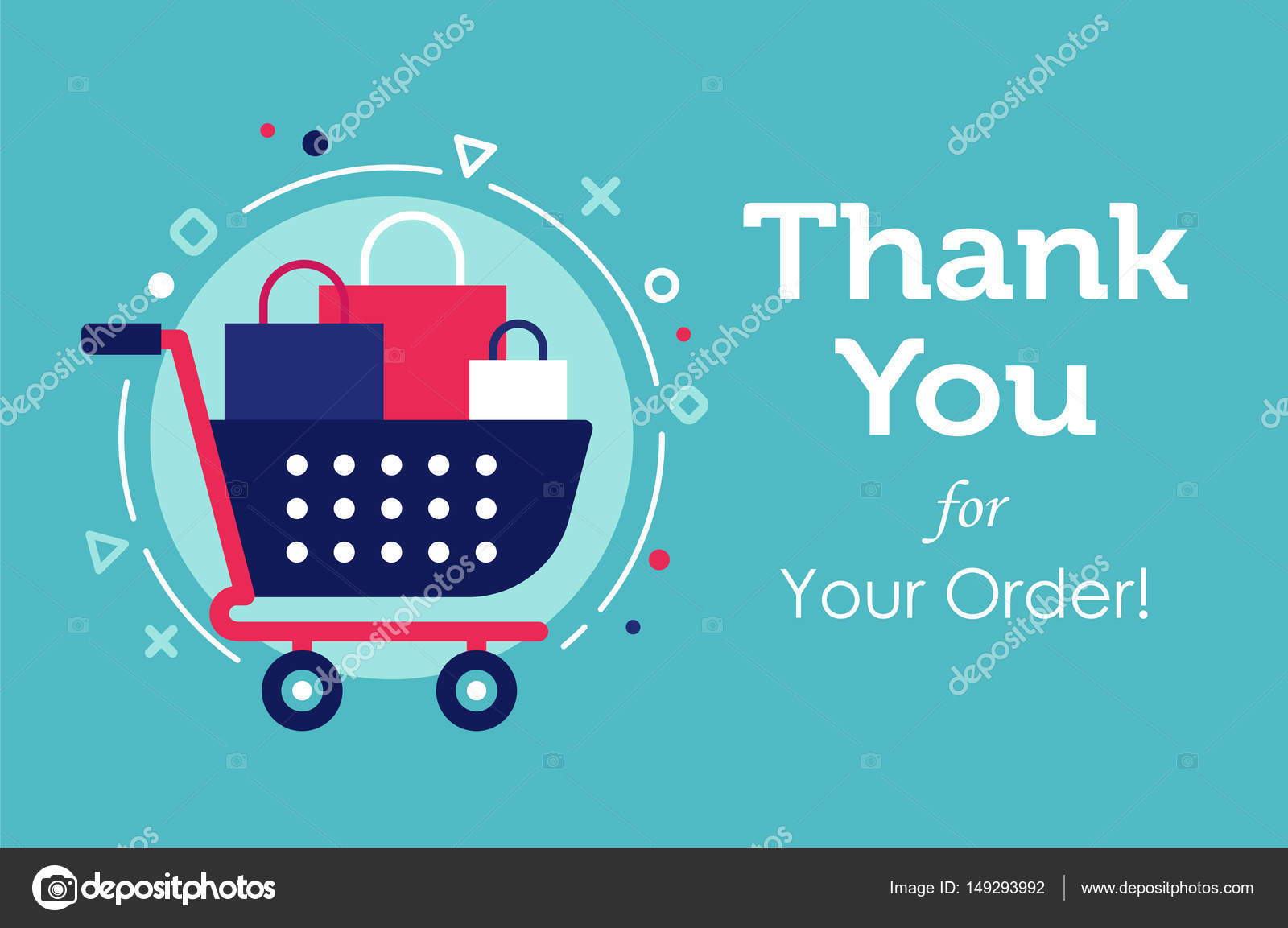 Shopping Cart Banners Business Trip Banners