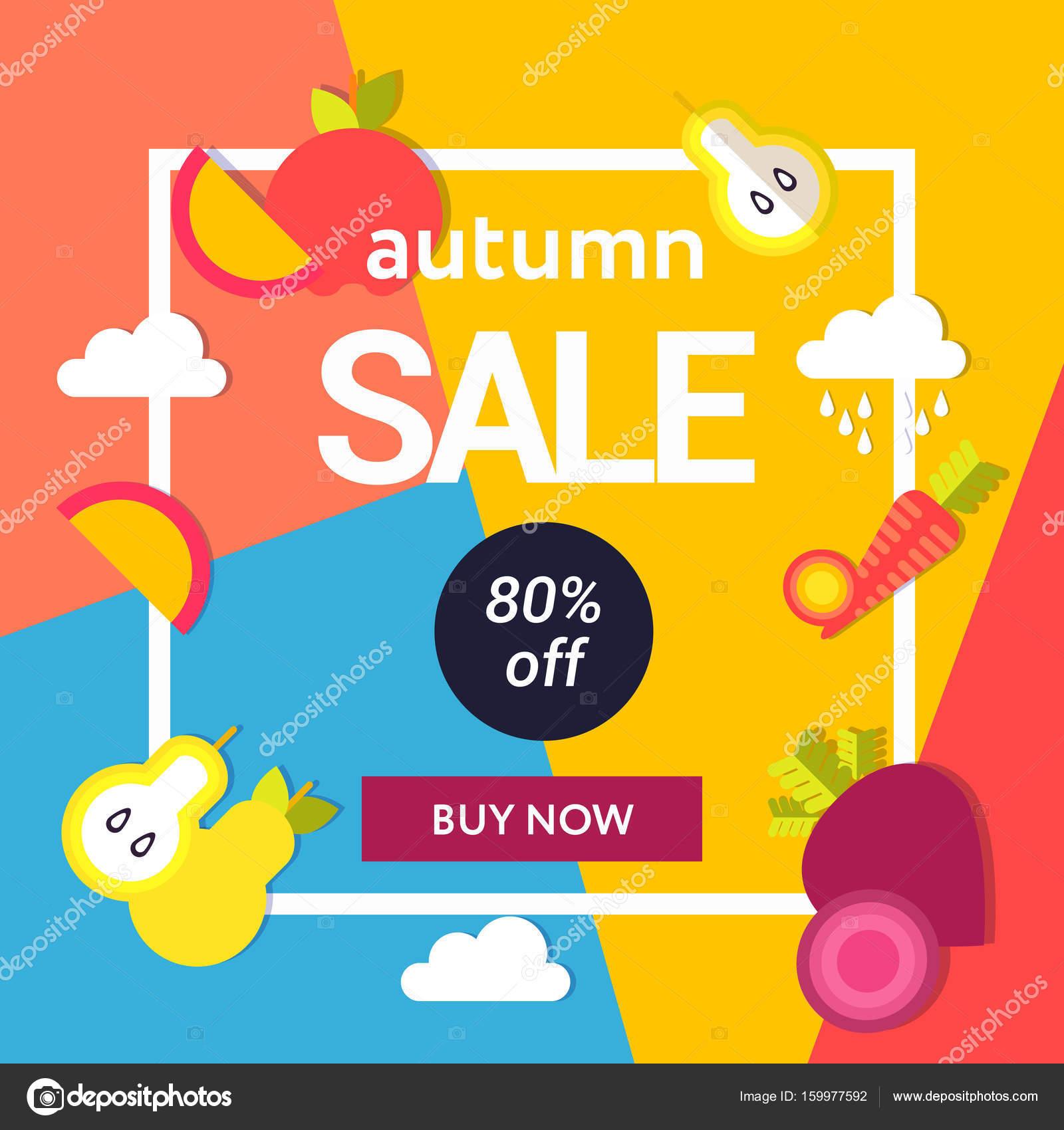 Plantilla de venta web banners para la publicidad de ofertas ...