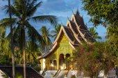 Fotografie Haw Pha Bang chrám