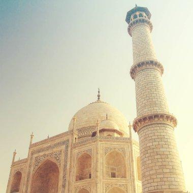 Minaret of Taj Mahal