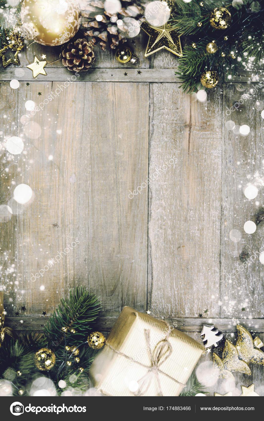 depositphotos 174883466 stock photo christmas theme background in vintage