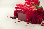 Valentýnský koncept