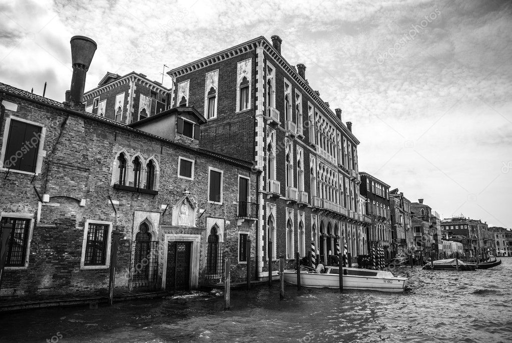 famous architectural buildings black and white. Beautiful Architectural VENICE ITALY  AUGUST 19 2016 Famous Architectural Monuments Facades Of  Old Medieval Buildings Closeup Blackwhite Photo On August 2016 In Venice  For Architectural Buildings Black And White S
