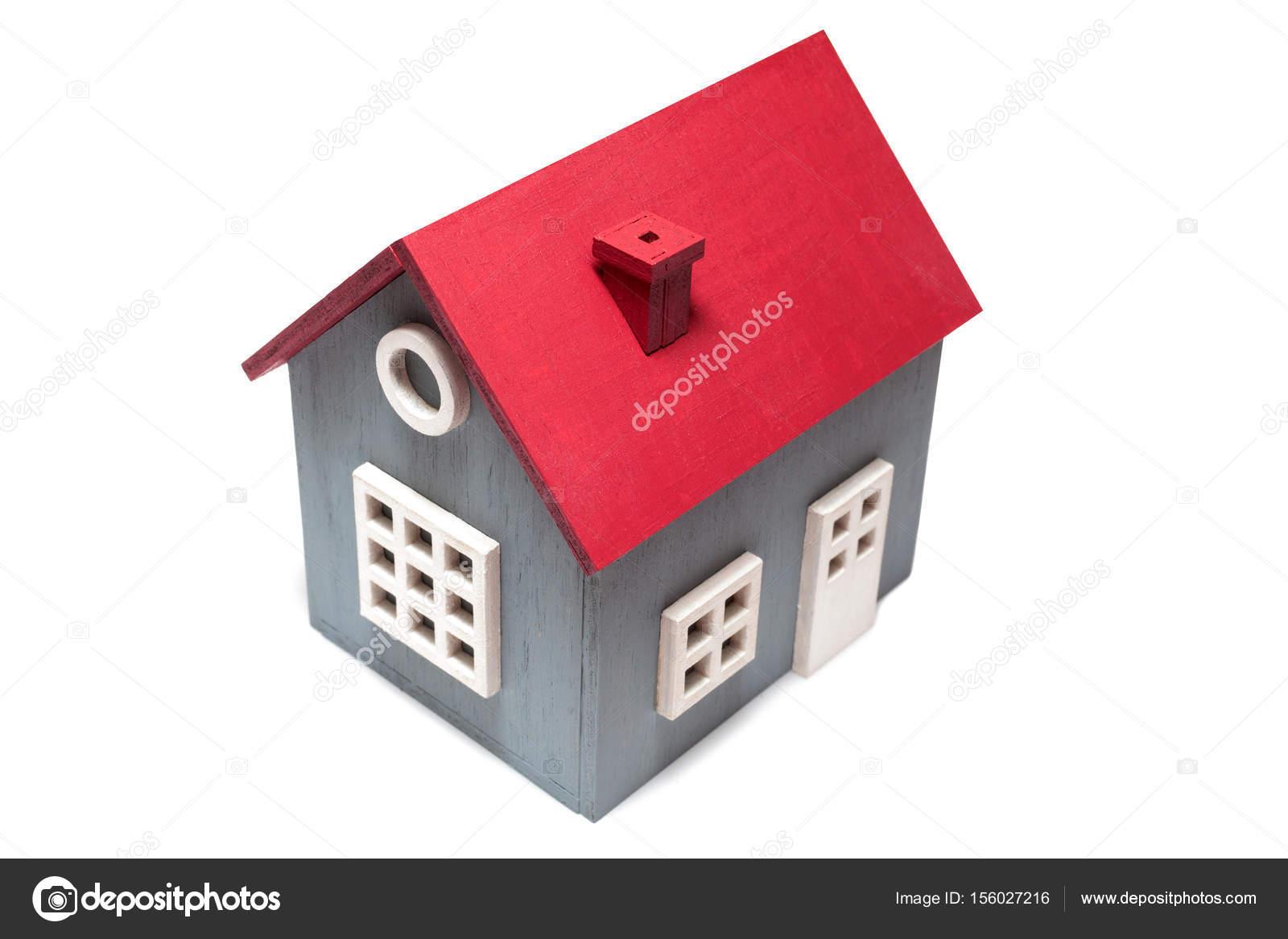 Schattig Zweeds Huisje : Zweedse stijl huis u stockfoto portokalis