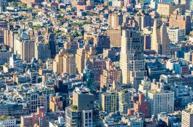 Buildings of Manhattan - New York City skyscrapers
