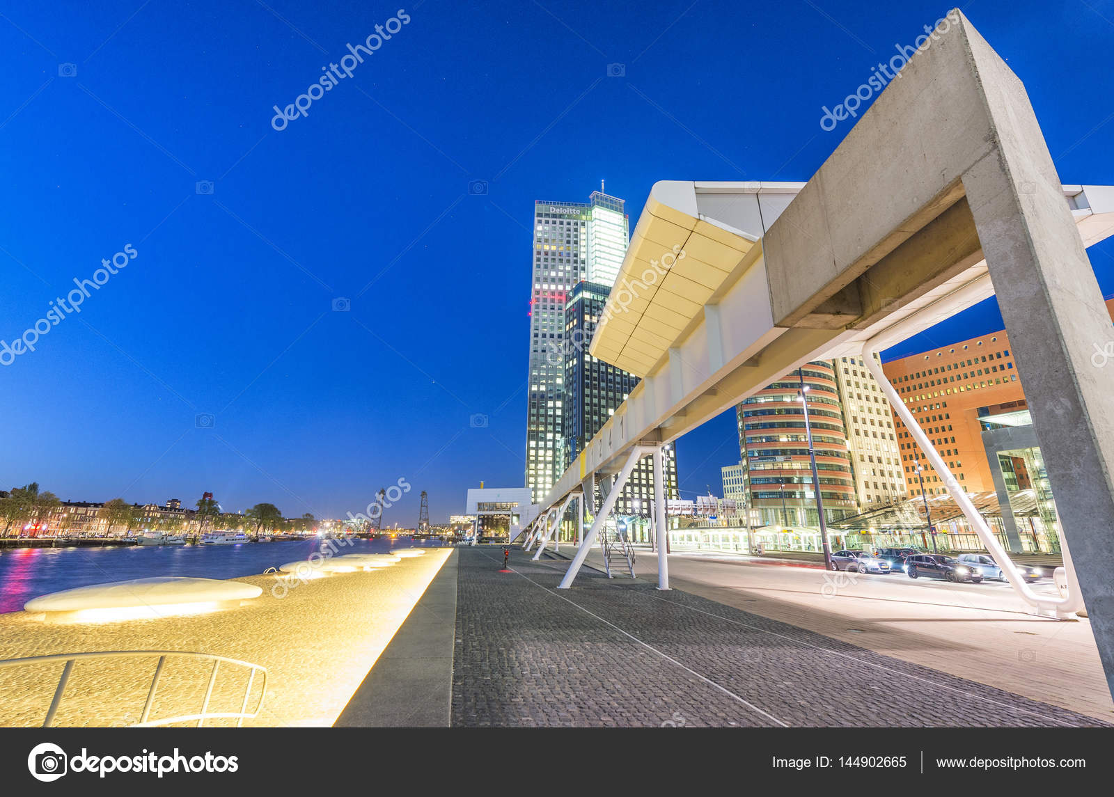 Modern City Buildings In Rotterdam U2014 Stock Photo Good Ideas