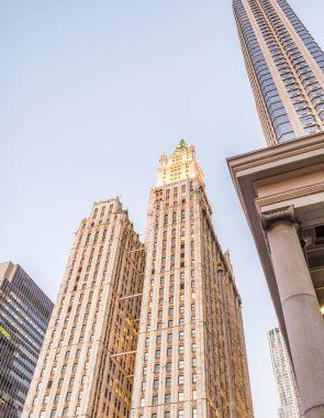 New York City - Downtown Manhattan skyscrapers, NY, USA