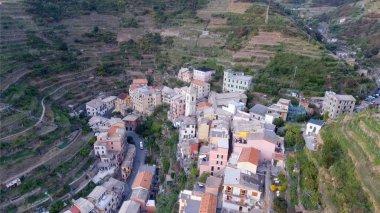 Homes of Manarola, Five Lands, Italy