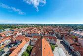 Fotografie Luftaufnahme der Skyline von Celle, Niedersachsen - Deutschland