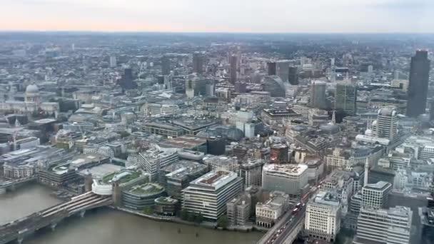 Panorama města Londýn Řeka Temže, Velká Británie