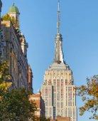 New York Manhattan skyline a budovy