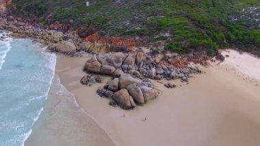 amazing nature of coast at Wilsons Promontory National Park, Victoria, Australia