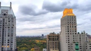 amazing New York view at daytime, USA