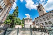 Fotografia Edifici di Bergamo Alta