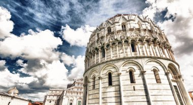 Square of Miracles, Pisa, Tuscany, Italy.