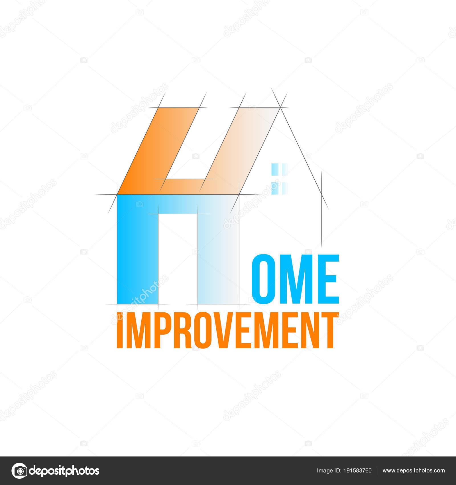Home improvement logo template — Stock Vector © gladcov #191583760