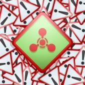 Chemická nebezpečí znamení