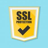 SSL ochranný štít