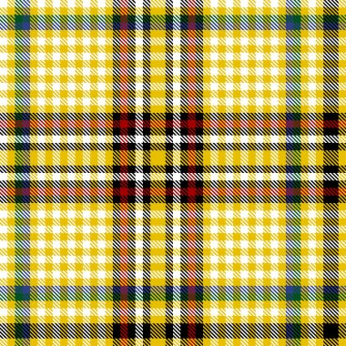 Scottish Tartan Seamless pattern