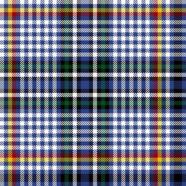 Scottish Tartan Seamless pattern