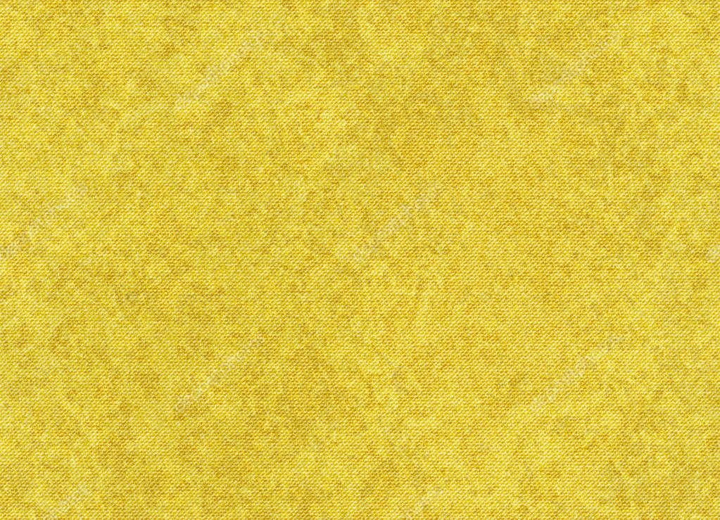 yellow denim texture for background