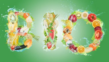 Healthy Bio food for wellness