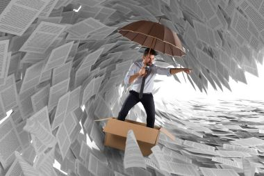 Concept of the storm of bureaucracy