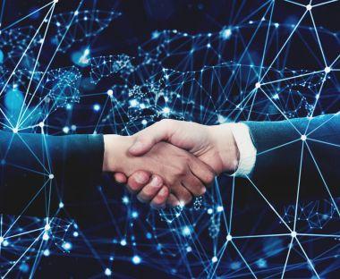 Concept of internet handshake