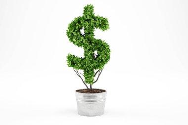Concept of green economy.