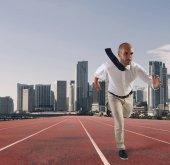 Podnikatel se chová jako běžec. Soutěže a výzvy v obchodní koncept