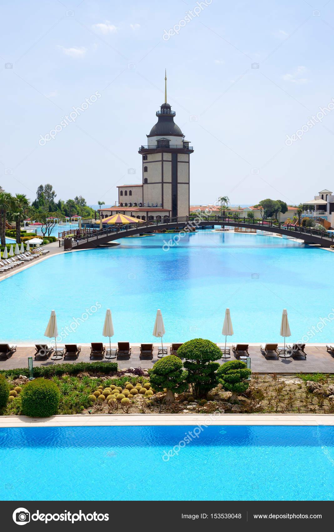 Antalya Türkiye 23 Nisan The Mardan Palace Otel Avrupanın En