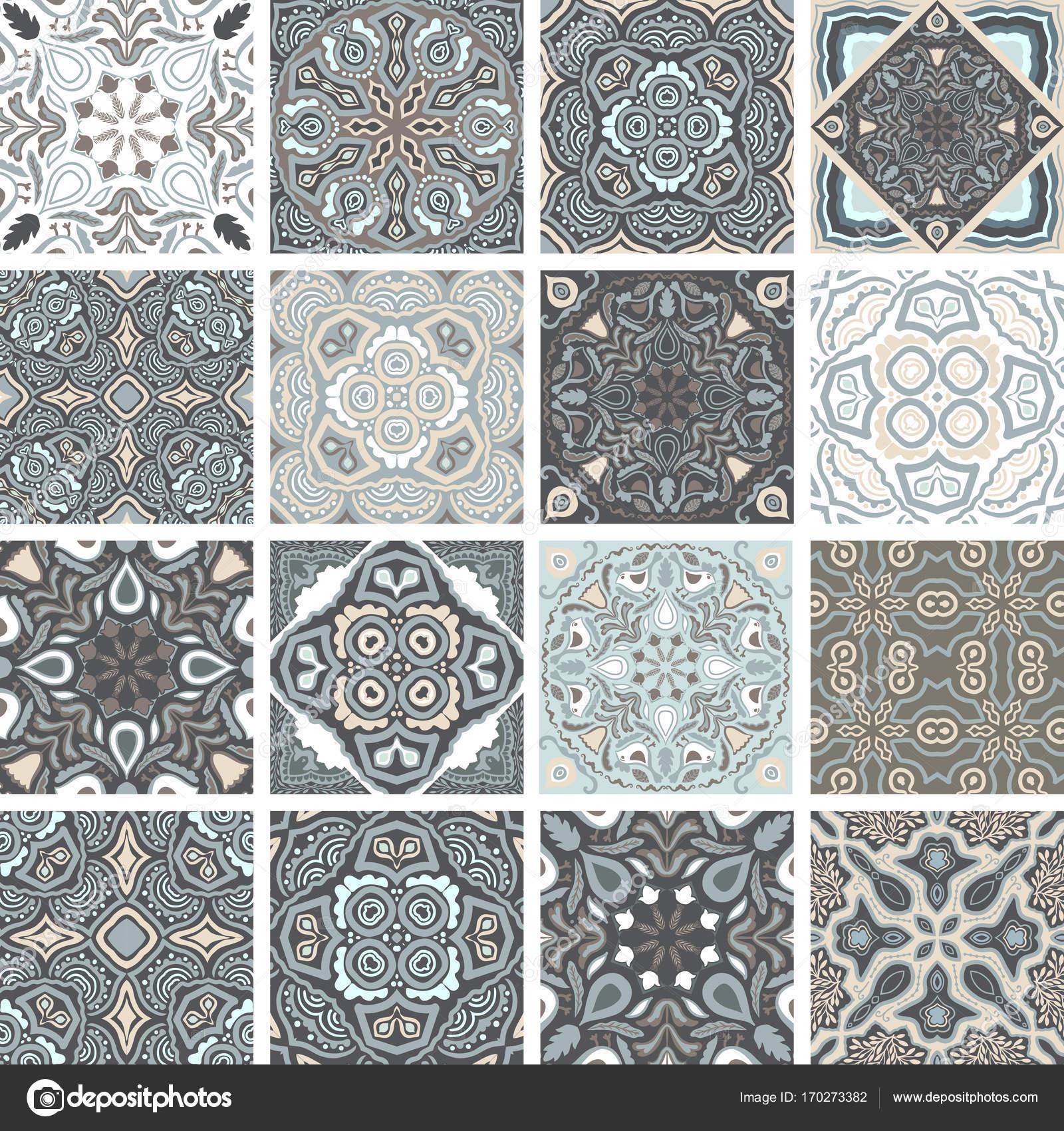 patterned flower modern floor vintage tiles stock decor ceramic decorative wall illustration download texture and