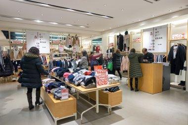 Store in Hong Kong