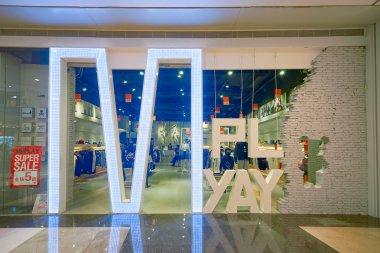 KK Mall in Shenzhen