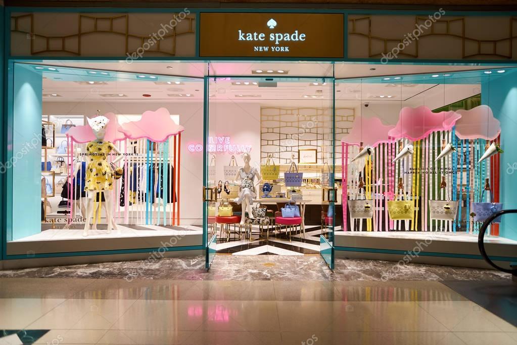 Kate Spade-Shop — Redaktionelles Stockfoto © teamtime #130530062