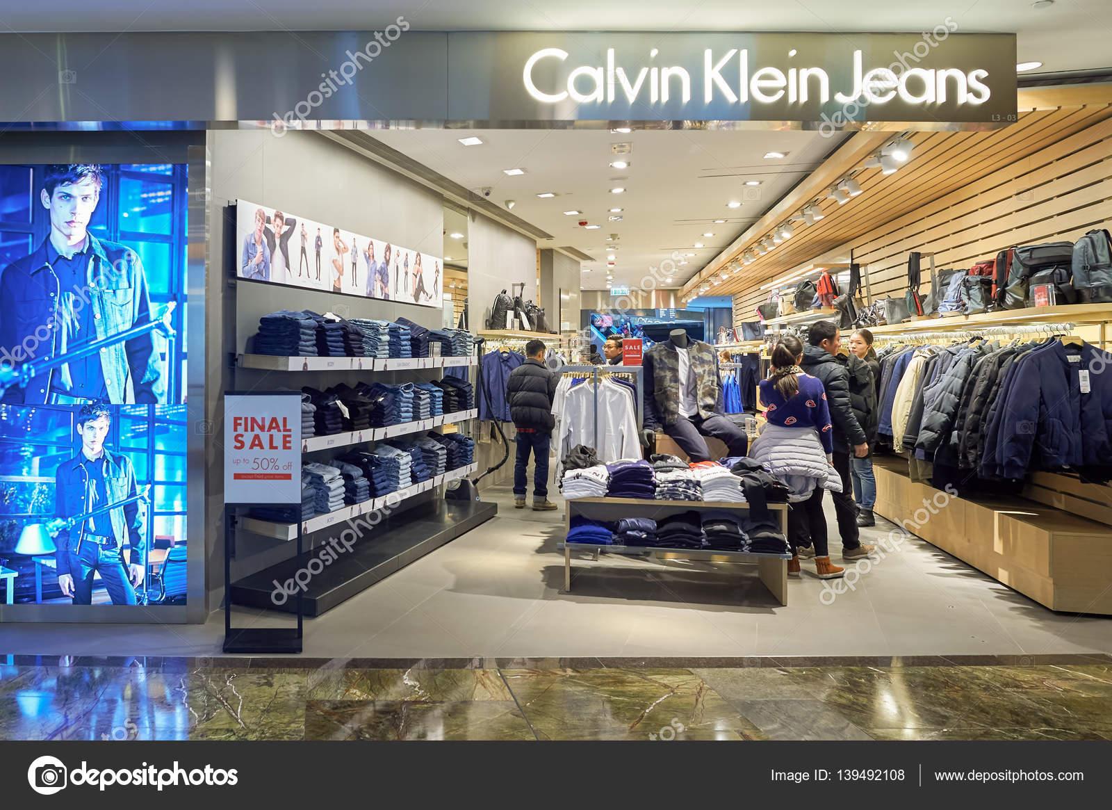 calvin klein clothes store stock editorial photo teamtime 139492108