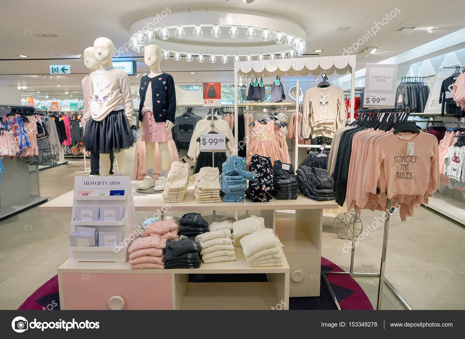 tienda h&m ropa de bebe