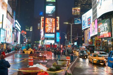 Times Square in USA