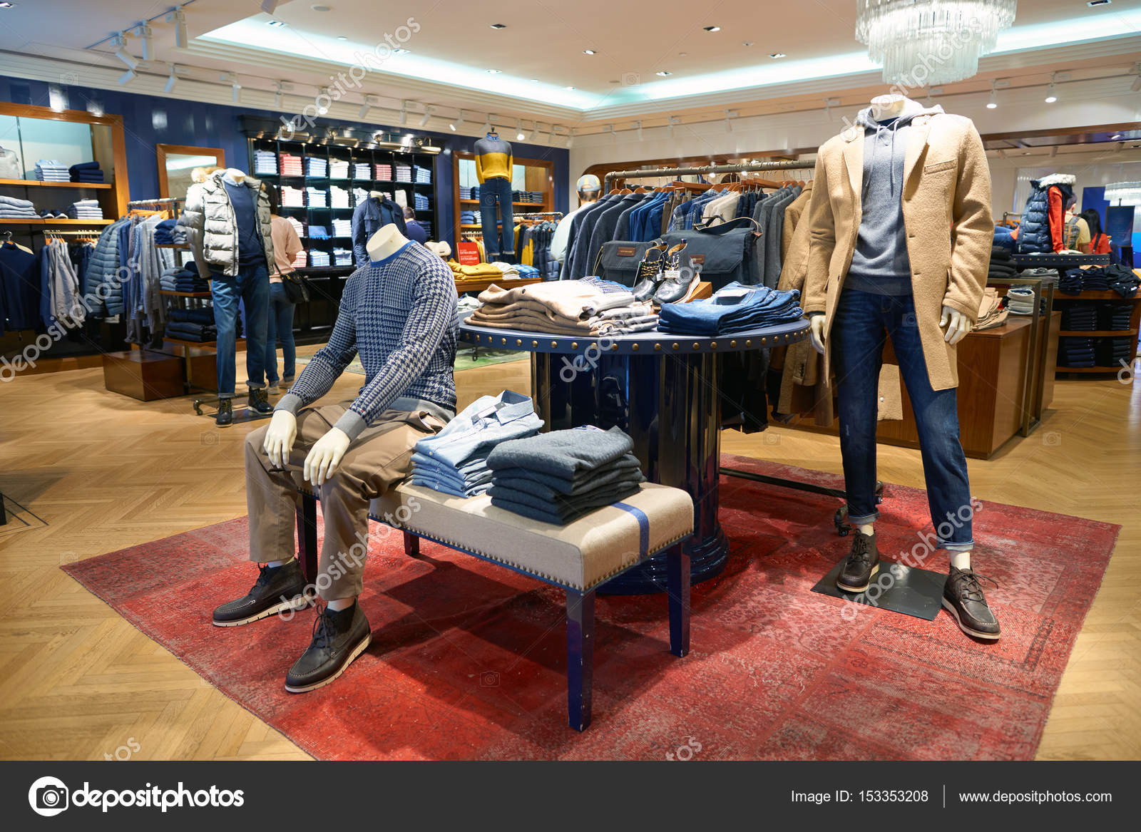 041e6613 Tommy Hilfiger store in Hong Kong – Stock Editorial Photo © teamtime ...