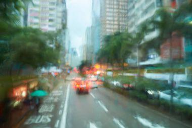 Hong Kong urban landscape