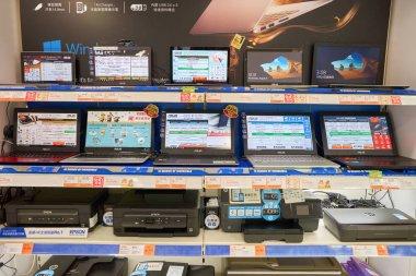 Electronics store in Hong Kong