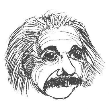 Albert Einstein famous scientist